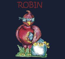Robin T-Shirt Kids Clothes