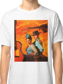 Flamenco Caliente Classic T-Shirt