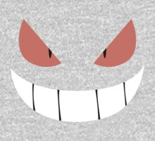 Gengar Grin Kids Clothes