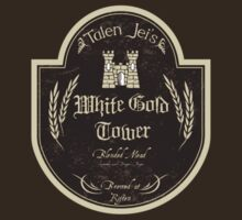 Talen Jei's White Gold Tower Mead by Soulchild1979