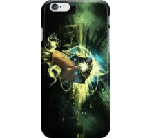 Techno Head iPhone Case/Skin