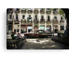 Havana cool Canvas Print