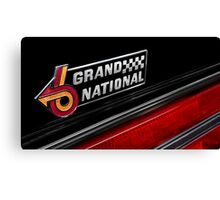 1985 Buick Grand National Canvas Print