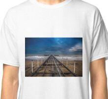A dock structure Classic T-Shirt