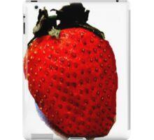 """Strawberry"" iPad Case/Skin"