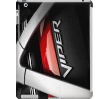 2014 SRT Viper GTS iPad Case/Skin