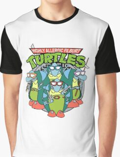 Filburt Turtle Graphic T-Shirt