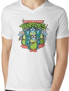 Filburt Turtle Mens V-Neck T-Shirt