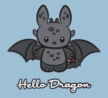 Hello Dragon by Stephanie Jayne Whitcomb