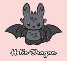 Hello Dragon One Piece - Long Sleeve