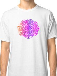 Watercolour Mandala  Classic T-Shirt