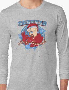 Merry CrysMeth Long Sleeve T-Shirt