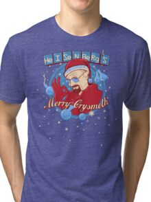 Merry CrysMeth Tri-blend T-Shirt