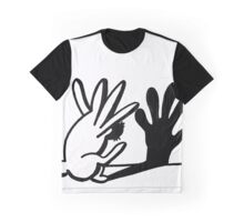 reverse shadow Graphic T-Shirt