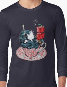 Storm in a teacup Long Sleeve T-Shirt