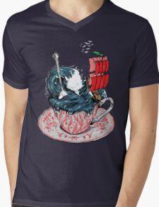 Storm in a teacup Mens V-Neck T-Shirt