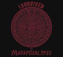Mayan Apocalypse Survivor by ElektricGeist
