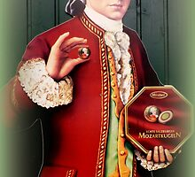 Mozartkugeln by ©The Creative  Minds