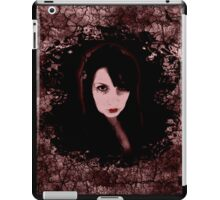 Dark Geisha 2 iPad Case/Skin