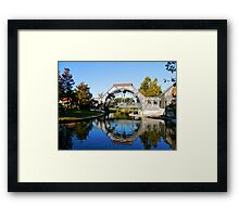 Louis Armstrong Park, New Orleans Framed Print