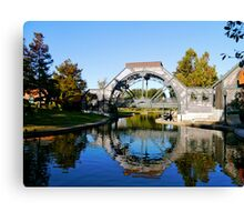Louis Armstrong Park, New Orleans Canvas Print