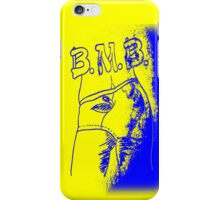 Be My B..... case with Attitude iPhone Case/Skin