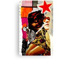 Super Star Canvas Print
