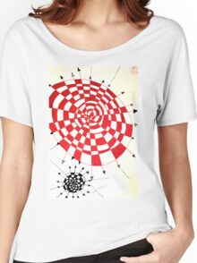 target practice Women's Relaxed Fit T-Shirt