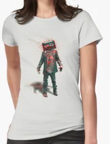 The Walking Tapes 2 Womens Fitted T-Shirt