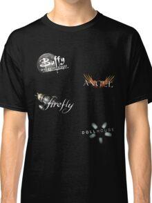 Whedon Crazy Classic T-Shirt