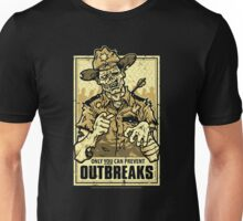 Outbreak Prevention Unisex T-Shirt