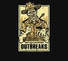 Outbreak Prevention Unisex T-Shirt
