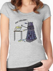 EGG-XCELLENT! Women's Fitted Scoop T-Shirt