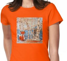 Prince of the Wood Womens Fitted T-Shirt