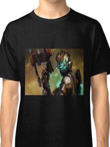 Dead Space - Isaac Clarke Concept Art Screen Classic T-Shirt