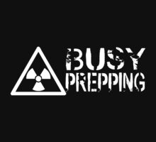 Busy Prepping Radiation by babydollchic