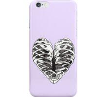Heart Ribs iPhone Case/Skin