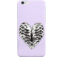 Heart Ribs iPhone Case/Skin