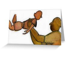 Fatherhood Greeting Card