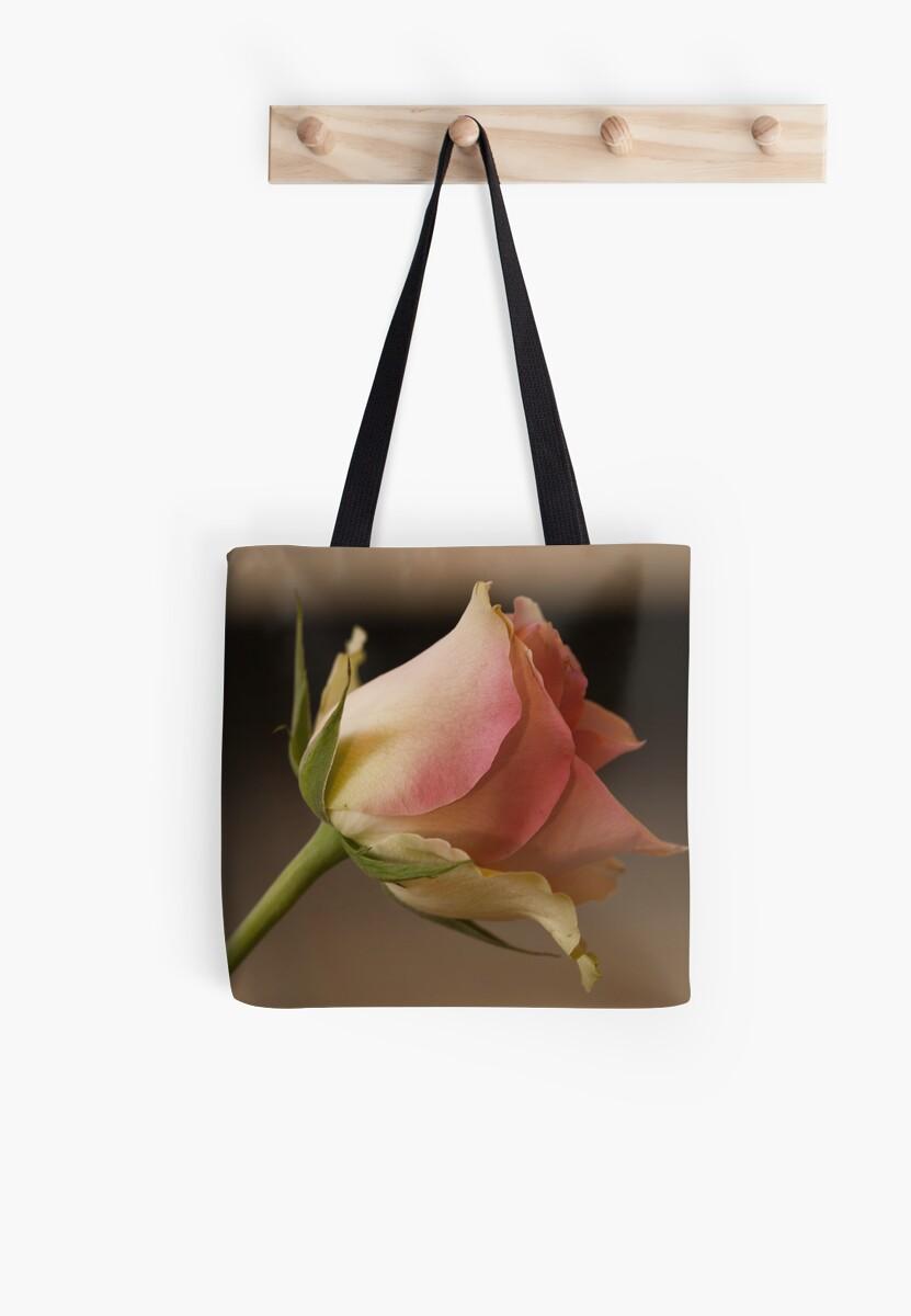 Pink Rosebud by Nicole W.