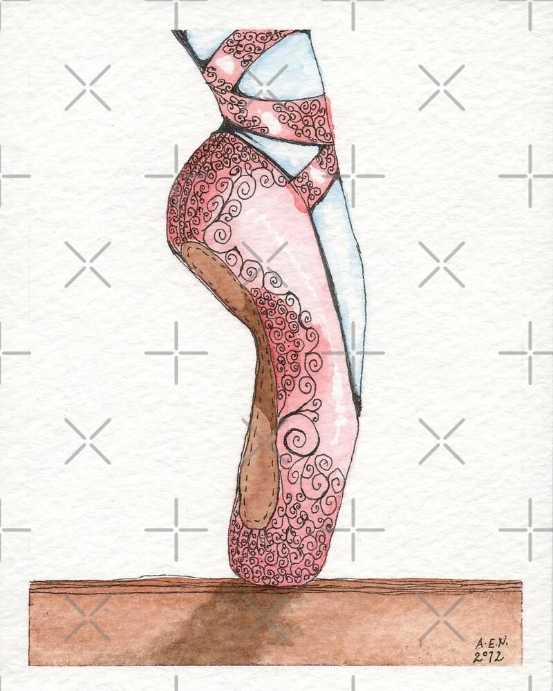 Dancing Shoe by Amy-Elyse Neer