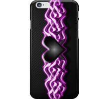 Black Heart  iPhone Case/Skin