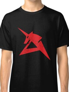 Red Unicorn Classic T-Shirt