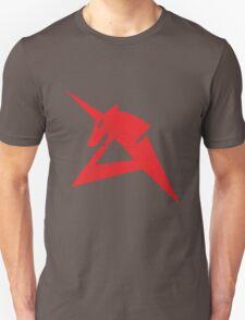 Red Unicorn T-Shirt