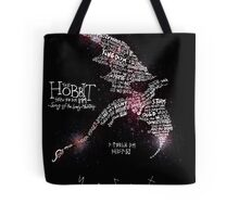 The Hobbit - Lonely Mountain Tote Bag
