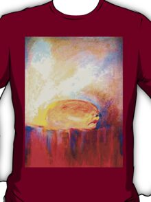 """""""Angry Watermelon"""" by Chip Fatula T-Shirt"""