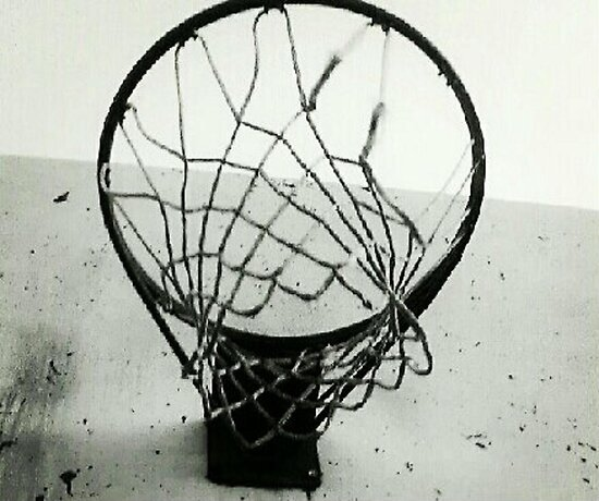 Basketball Net by kayberry2five