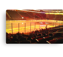 New Jersey Devils Canvas Print