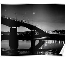 Barnstaple bridge Poster