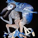 Angels and Demons: Maquettes by zoequixote